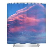 Mystery Cloud Shower Curtain