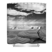 Mystery Valley View 7513 Shower Curtain