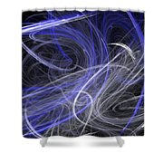 Mystic Dance Shower Curtain