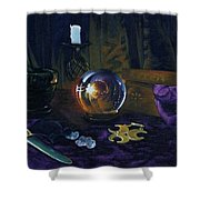 Mystic Still Life Shower Curtain