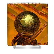 Mystic Vision Shower Curtain
