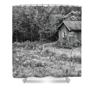 Mystical Shed Shower Curtain