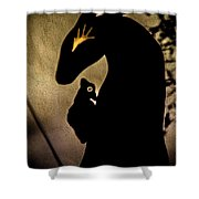 Mysticscape Eyes A10b Shower Curtain