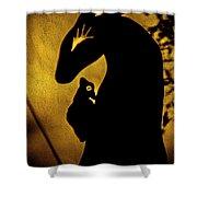 Mysticscape Eyes A10d Shower Curtain