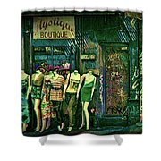 Mystique Boutique Shower Curtain