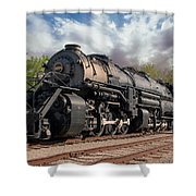 N And W 2156 Shower Curtain