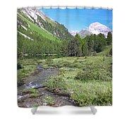 N005 Impression Shower Curtain