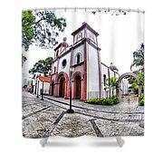 Naguanagua Church Shower Curtain