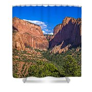 Nagunt Mesa Shower Curtain