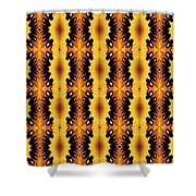 Nailed It Pattern Shower Curtain