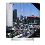 Nairobi City Shower Curtain