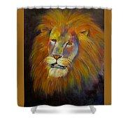 Naja, Lion  Shower Curtain