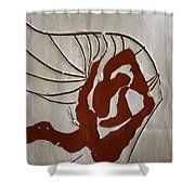 Nakimuli - Tile Shower Curtain