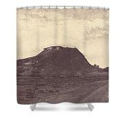 Namculdroog: Droog And Tank Shower Curtain