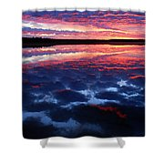 Namekus Dawn Shower Curtain