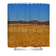 Namib Desert 3 Shower Curtain