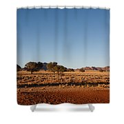 Namibia Shower Curtain