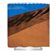 Namibia Sand Dune Shower Curtain