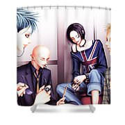Nana Shower Curtain