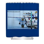 Nanaimo Airport # 2 Shower Curtain