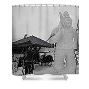 Nanook Shower Curtain