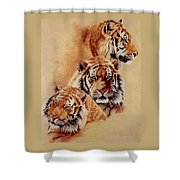 Nanook Shower Curtain