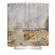 Nantes Shower Curtain