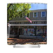Nantucket Murrays Toggery Shop - Y1 Shower Curtain