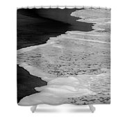 Nantucket Shores Shower Curtain