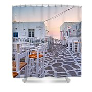 naousa 'XXXIII Shower Curtain