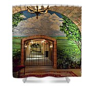 Napa Valley Inglenook Vineyard -7 Shower Curtain
