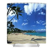 Napili Shower Curtain