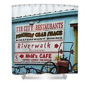 Naples Fl Shower Curtain