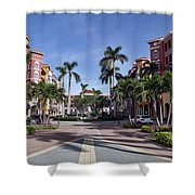 Naples, Florida I Shower Curtain