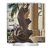 Naples Florida IIi Shower Curtain