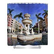Naples Florida Iv Shower Curtain