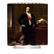 Napoleon IIi 1808 73 Shower Curtain
