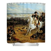 Napoleon In Wagram Shower Curtain