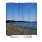 Narragansett Bay 6 Shower Curtain