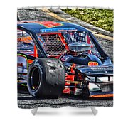 Nascar 92 Sk Modified Shower Curtain