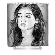 Nasriya Shower Curtain