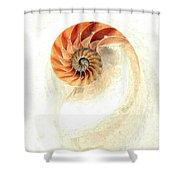 Natilus Shower Curtain