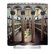 National Building Museum Interior Shower Curtain