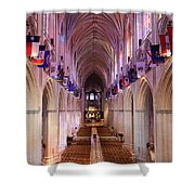 National Cathedral Shower Curtain