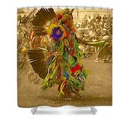 National Championship Pow Wow - Grand Prairie, Tx Shower Curtain