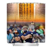 National Championships Nd Shower Curtain
