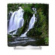 National Creek Falls 02 Shower Curtain