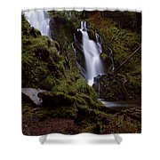 National Creek Falls 04 Shower Curtain