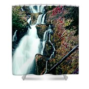 National Creek Falls 07 Shower Curtain
