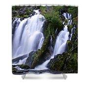 National Creek Falls 09 Shower Curtain